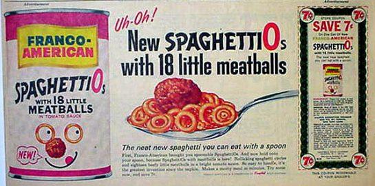 Franco-American Spaghetti-Os