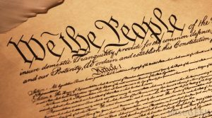 The Declaration of Independence. What a terrific document. Really great stuff in here.