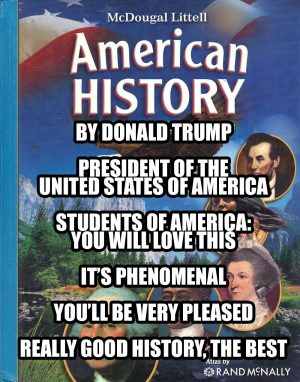 donald-trump-history-book