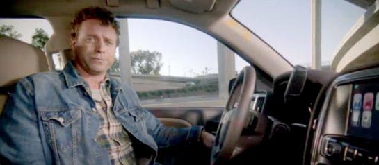 Chevy Silverado ad